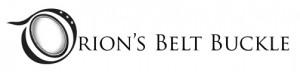 Orion's Belt Buckle
