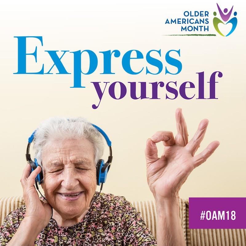 Express Yourself OAM